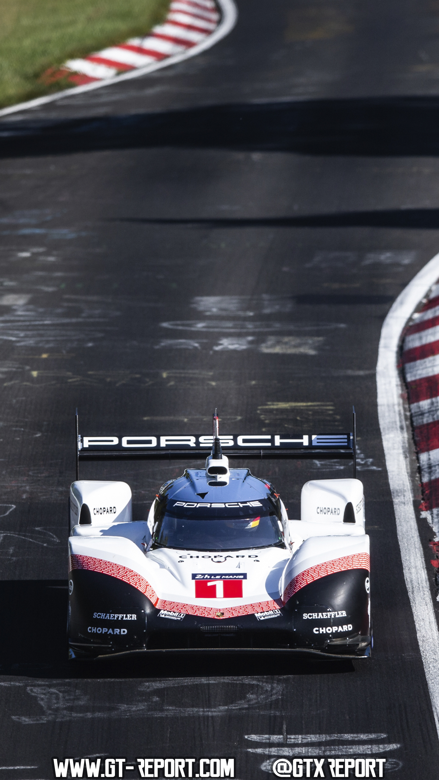 porsche 919 hybrid evo wallpaper | gt report