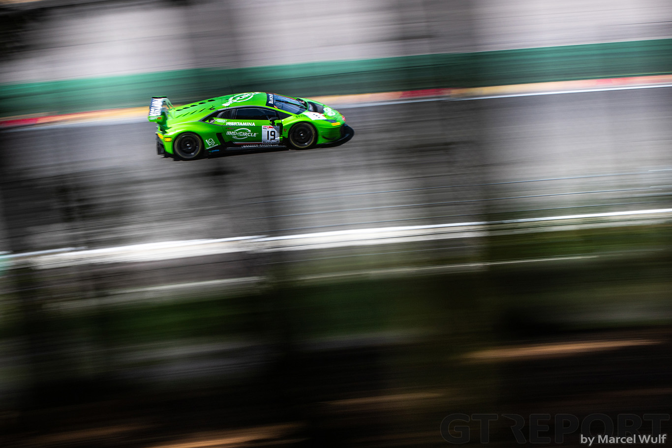 Blancpain GT Spa test gallery
