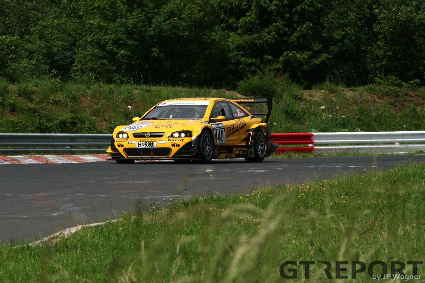 100 times Schall - GT REPORT