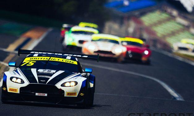 British GT Spa gallery