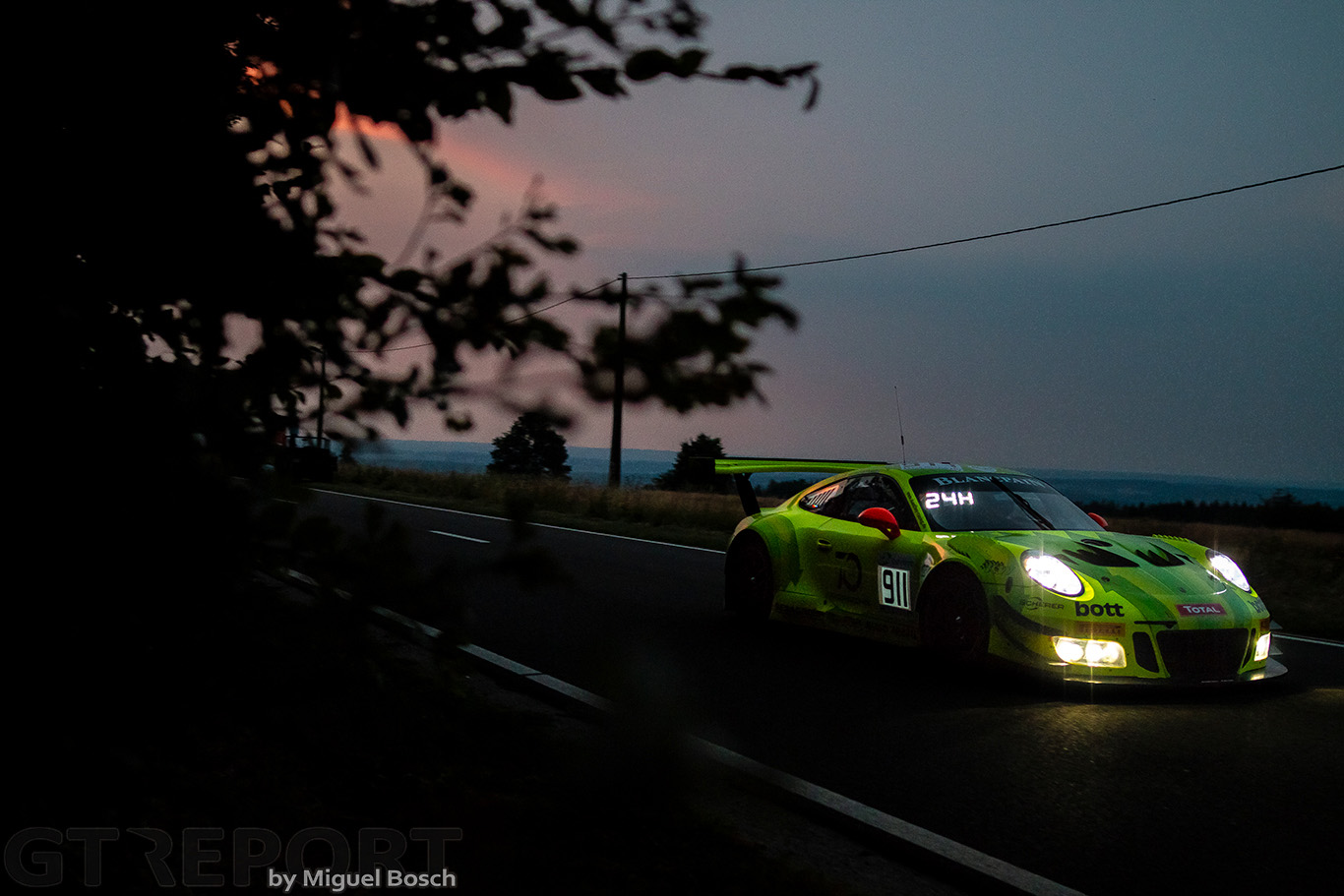 Spa 24 Hours gallery: Parade