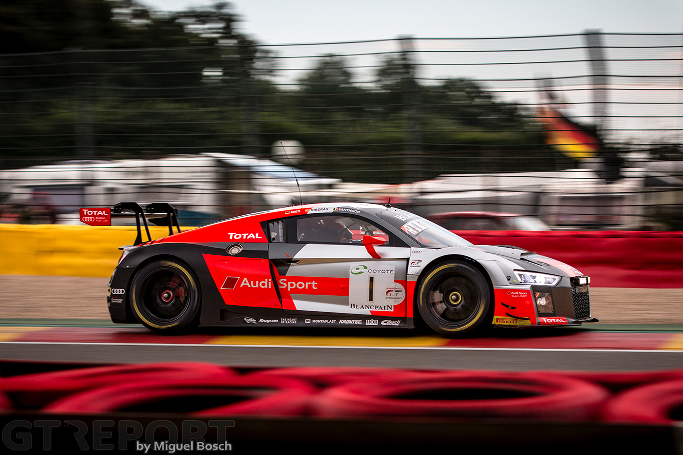 "Dries Vanthoor on Spa 24 Hours pole: ""This wasn't an easy one"""