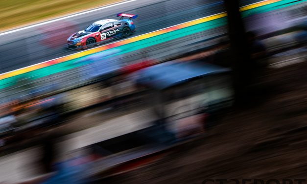 Walkenhorst's week at the Spa 24 Hours in pictures