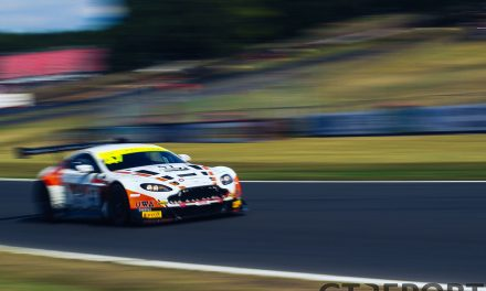 British GT Brands Hatch live stream