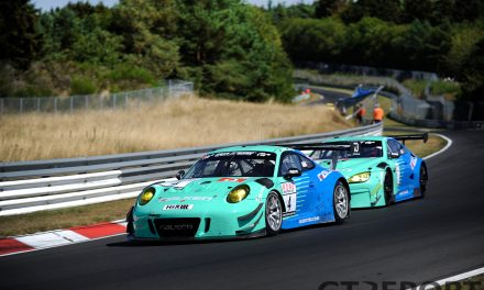 VLN5 gallery: Green machine, Pt.II