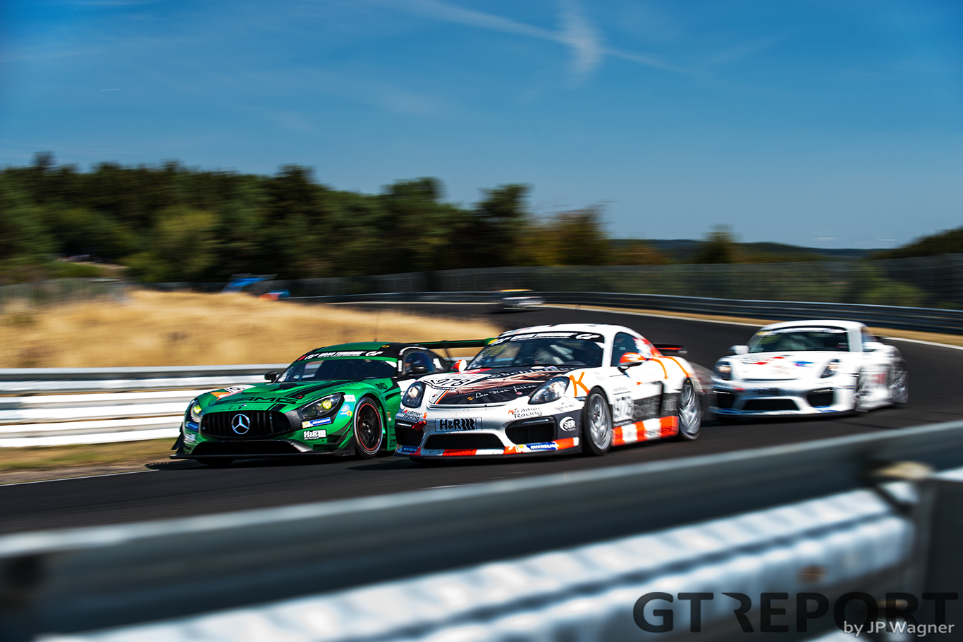 VLN5 race report: Green machine