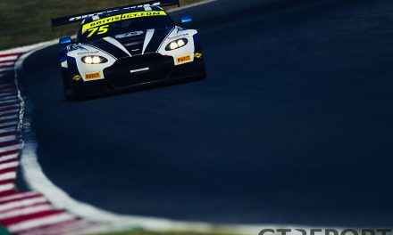 British GT Brands Hatch Qualifying: Advantage Optimum in championship fight