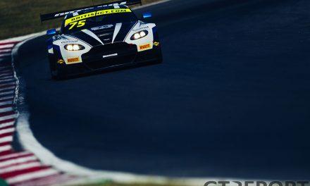 British GT Brands Hatch Qualifying: Advantage Optimum in championship fight