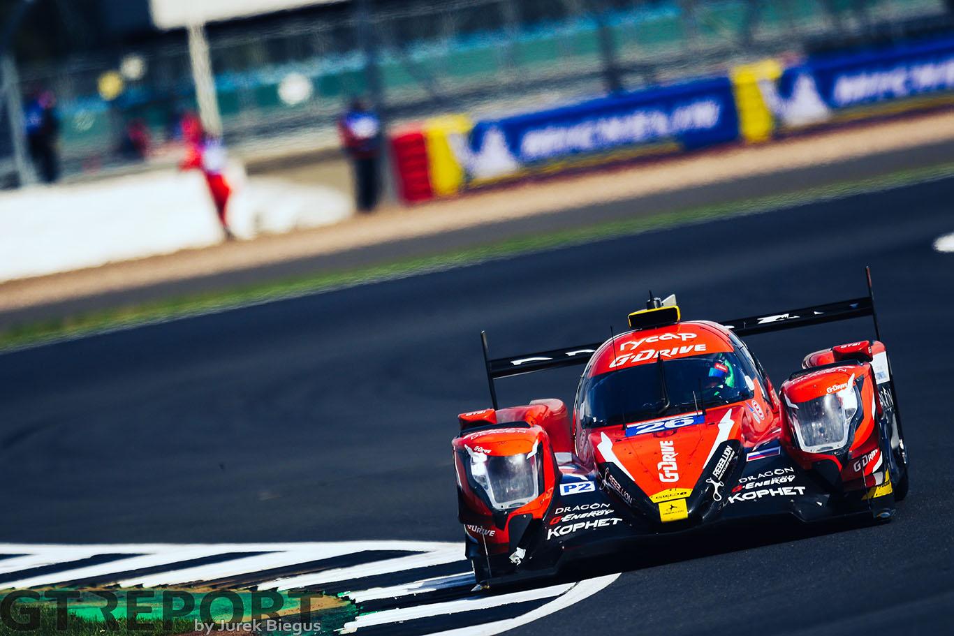 European Le Mans Series Silverstone gallery