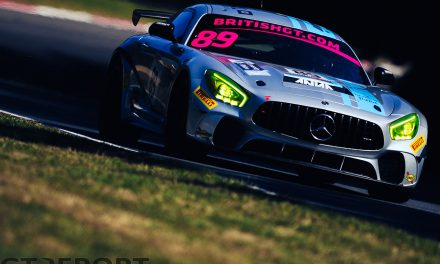 "Anna Walewska: ""The Mercedes has given me a step up"""