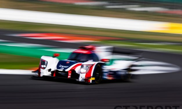 ELMS Silverstone qualifying gallery