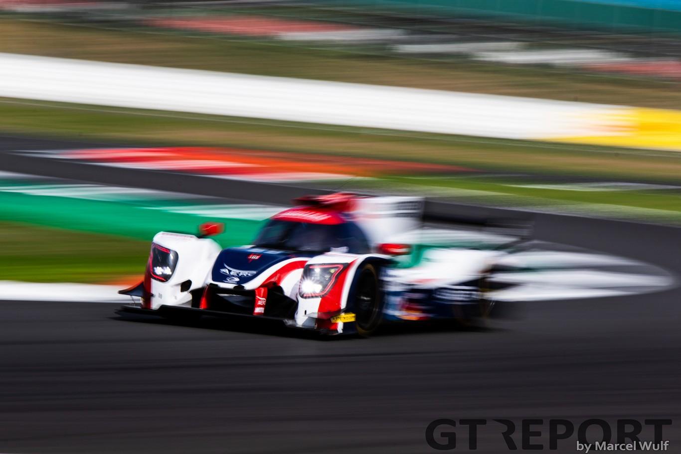 ELMS Silverstone qualifying gallery