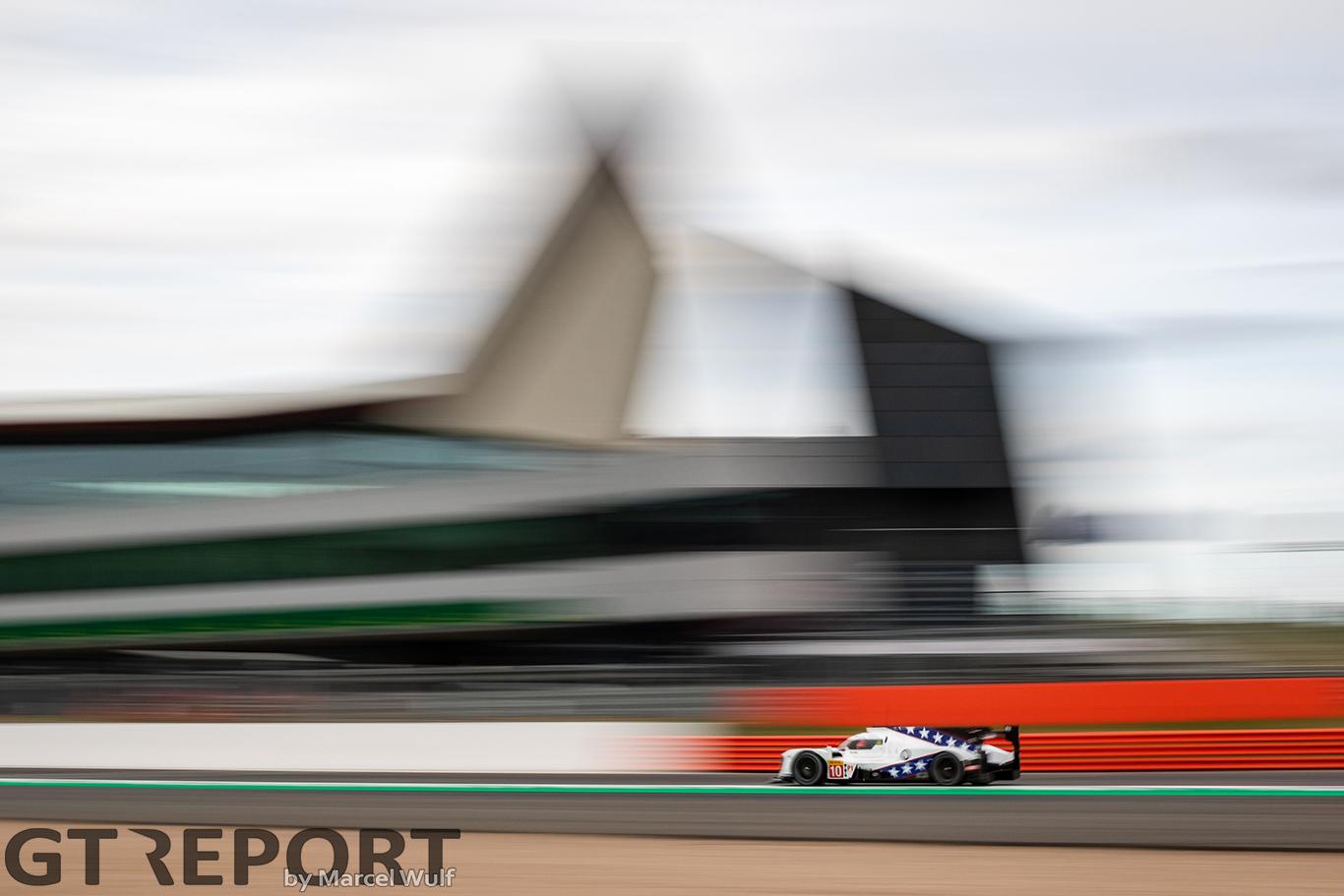 FIA WEC Silverstone Friday practice gallery