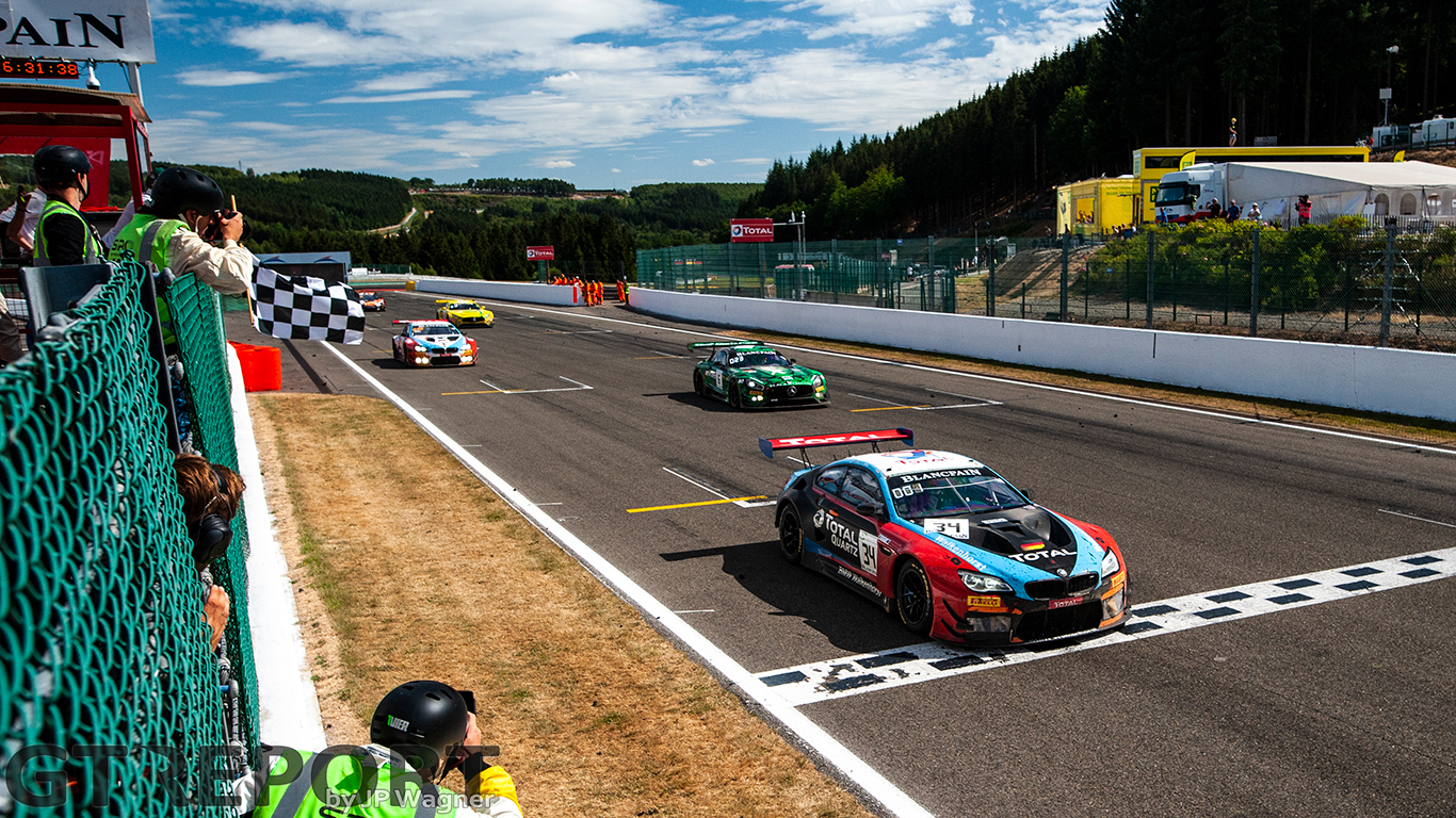 In his own words: How Christian Krognes won the Spa 24 Hours