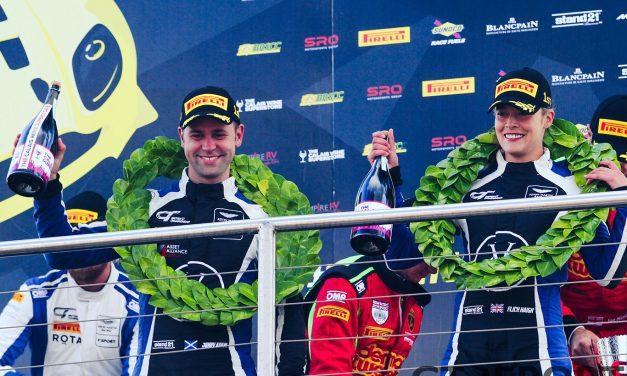 British GT Donington report: Keen & Minshaw win, Haigh & Adam secure British GT title