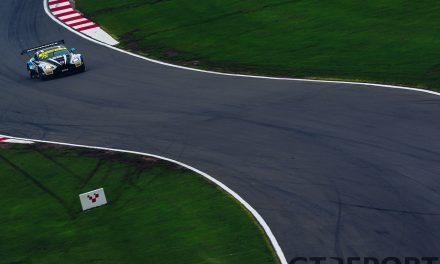 British GT Donington live stream