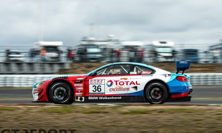 """David Pittard: """"I came to the Nürburgring to put myself on the map"""""""