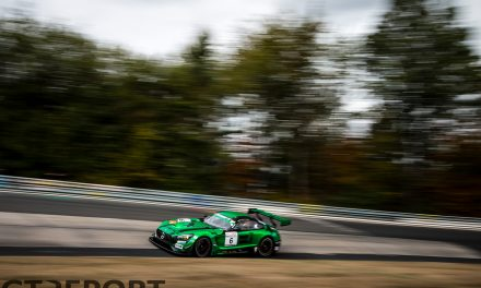 VLN7 race report: The distance