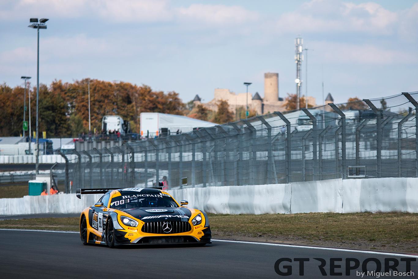 Blancpain GT Nürburgring race report