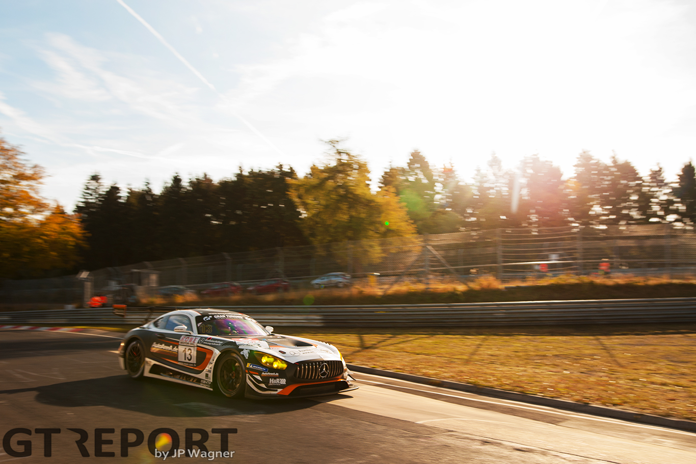 VLN8 race report: Brighter days