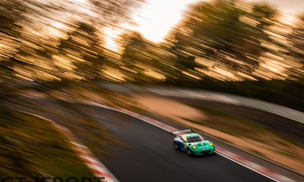 Bachler and Ragginger give Falken VLN9 win