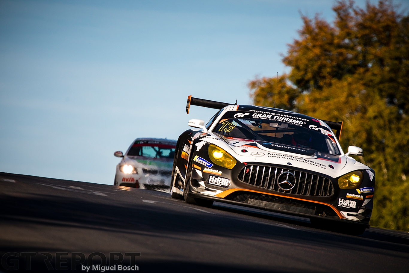 "Dominik Baumann: ""I thought Mortara would be far behind me, but then he was 3 seconds behind"""
