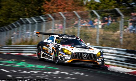 First victory for AutoArena Motorsport at the Nürburgring
