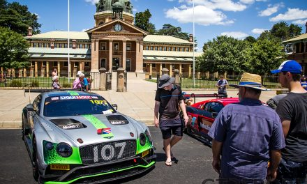 Bathurst 12 Hour pre-event notebook
