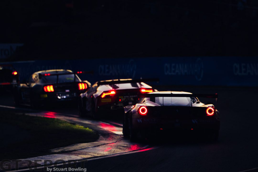 Bathurst twilight