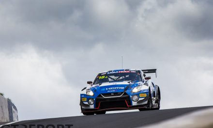 Bathurst 12 Hour Qualifying report