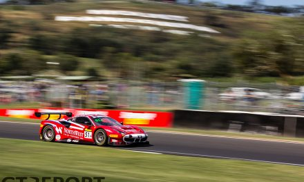 Bathurst 12 Hour Friday report