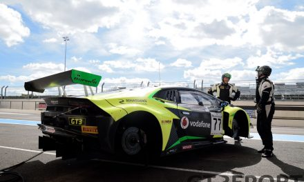 Blancpain GT Paul Ricard pre-season test gallery