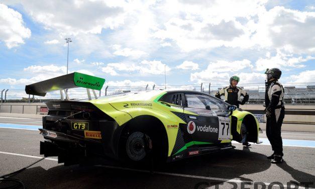 Blancpain GT Paul Ricard pre-season test gallery
