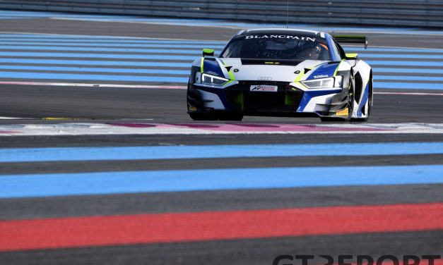 """Steven Palette: """"Audi R8 LMS GT3 is closer to a prototype"""""""