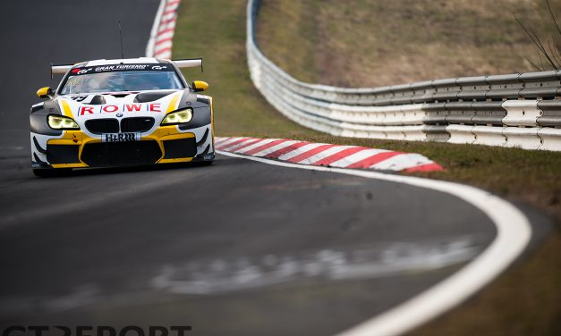 """Nick Catsburg: """"VLN1 is a busy race, you always need to pay attention"""""""