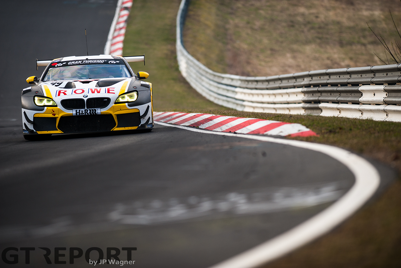 "Nick Catsburg: ""VLN1 is a busy race, you always need to pay attention"""