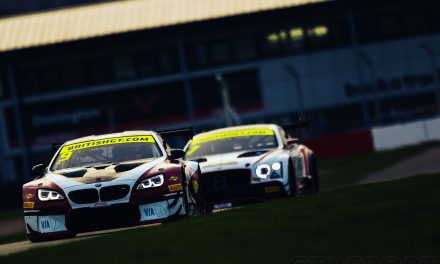 British GT Media Day at Donington Park gallery