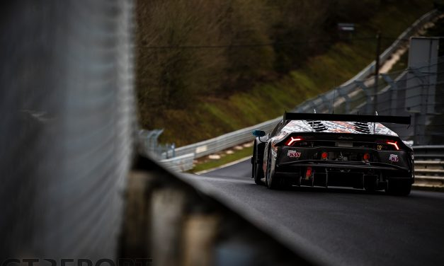 """Danny Kubasik: """"We're going for the win with the Lamborghini"""""""