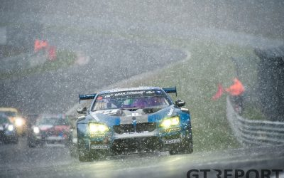 VLN2 stopped due to snow