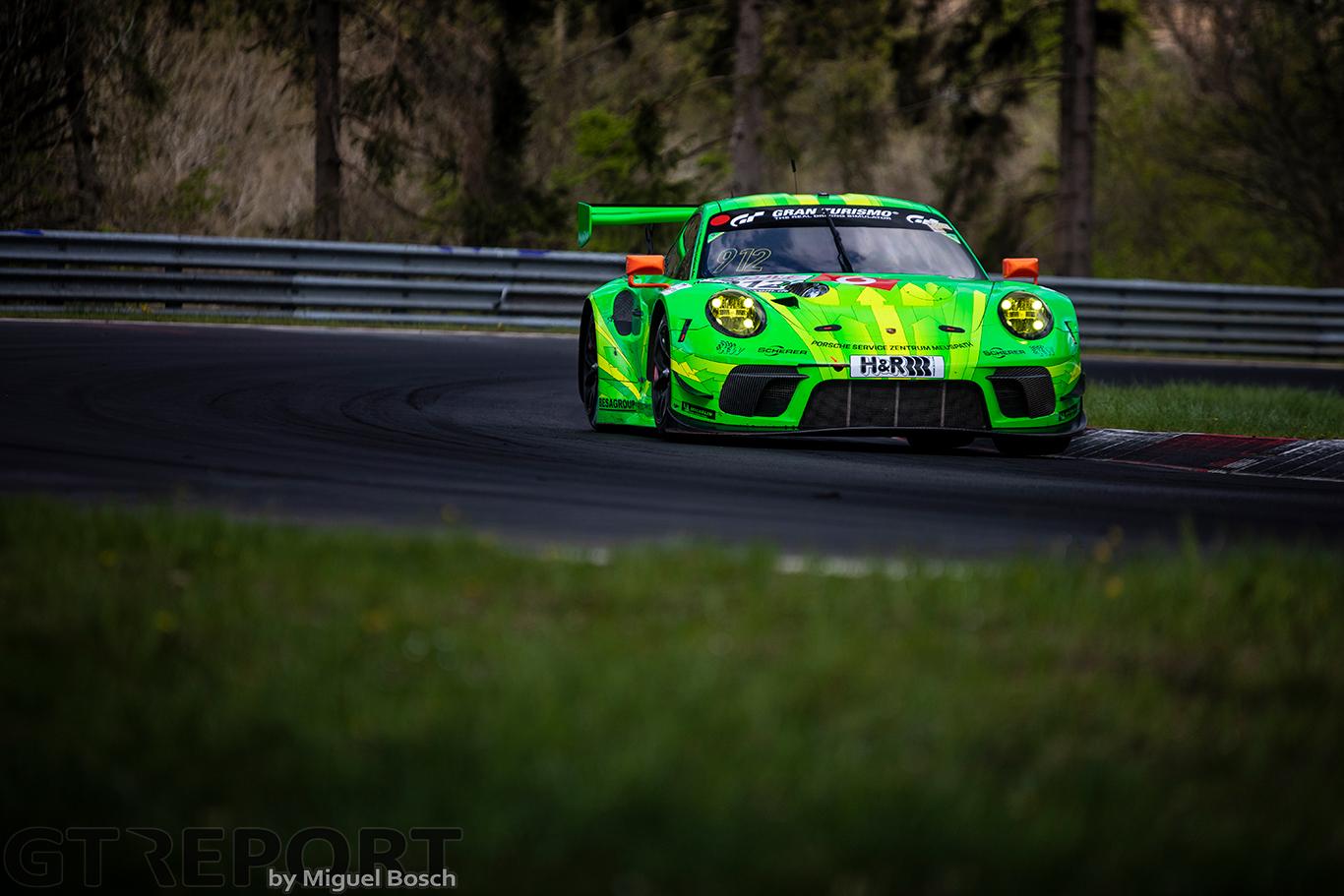 """Richard Lietz: """"The Porsche was like a rally car!"""""""