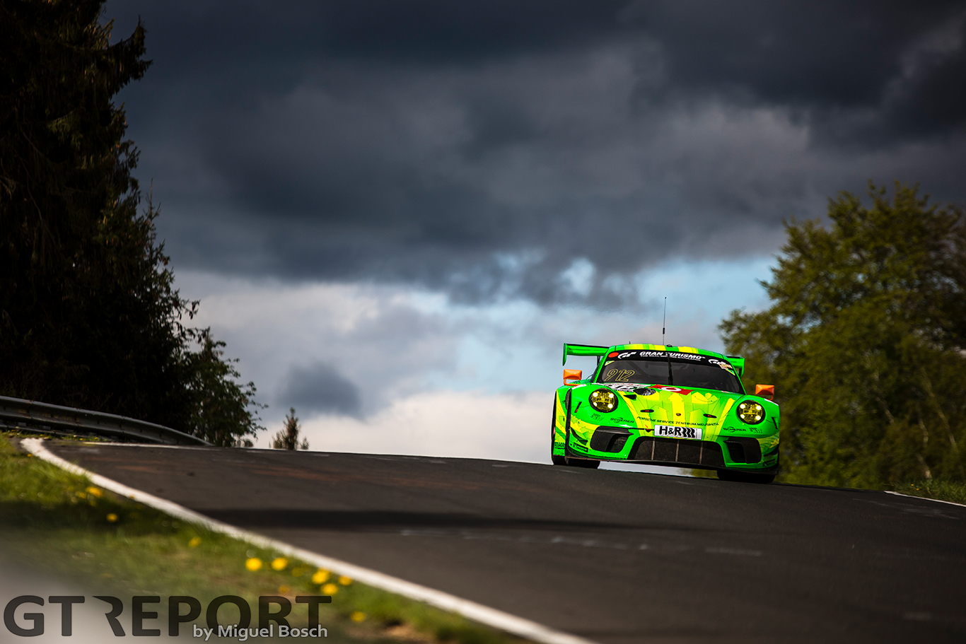 VLN3 race report