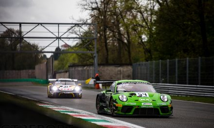 Blancpain GT Monza race report: First timers