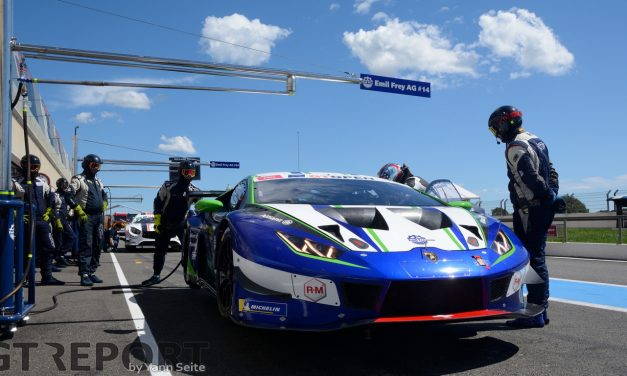 International GT Open Paul Ricard report and gallery