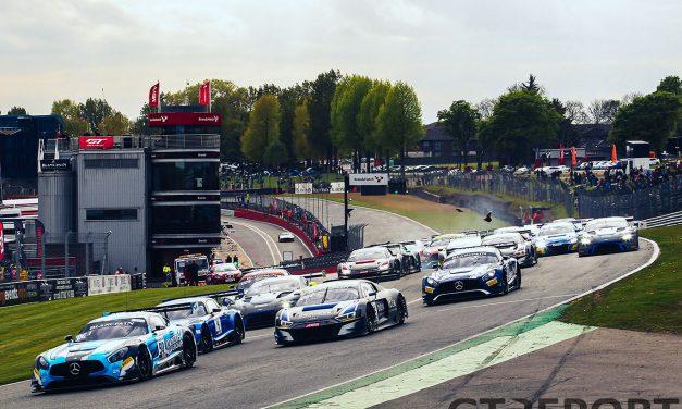 Blancpain GT Brands Hatch Gallery
