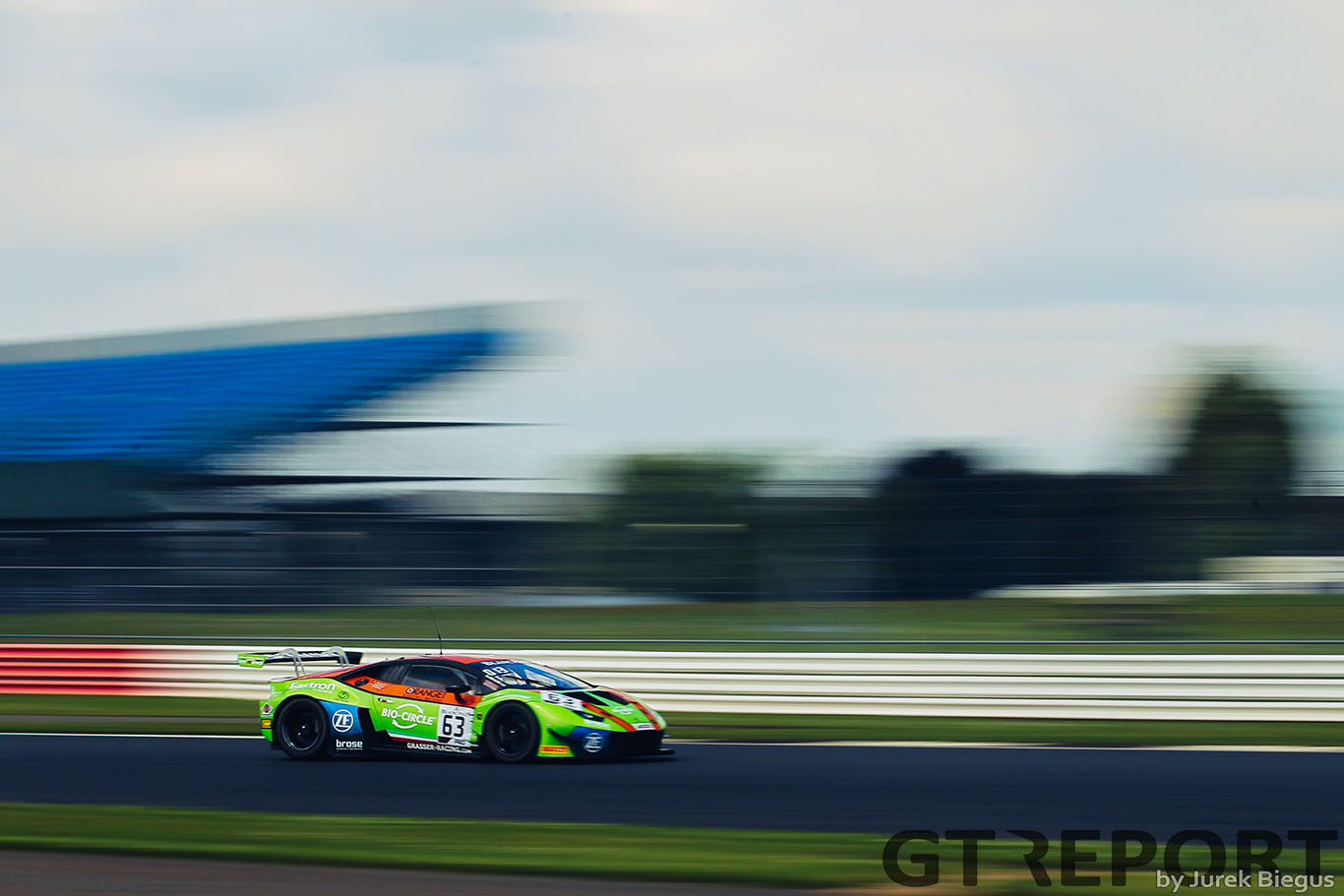 Blancpain GT Silverstone: Italians show up the Brits in pre-qualifying