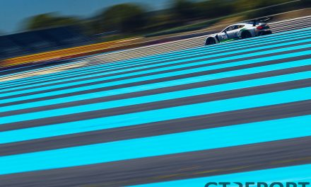 Blancpain GT Paul Ricard: Bentley Team M-Sport sweeps to pole
