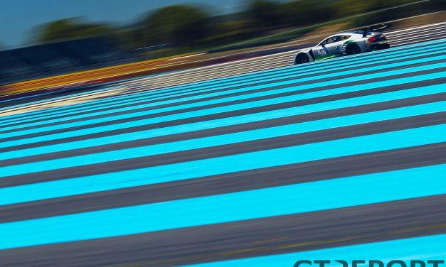 Blancpain GT Paul Ricard: Bentley Team M-Sport sweeps to pole