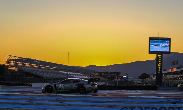 Blancpain GT Paul Ricard race report: Bentley seals spectacular victory