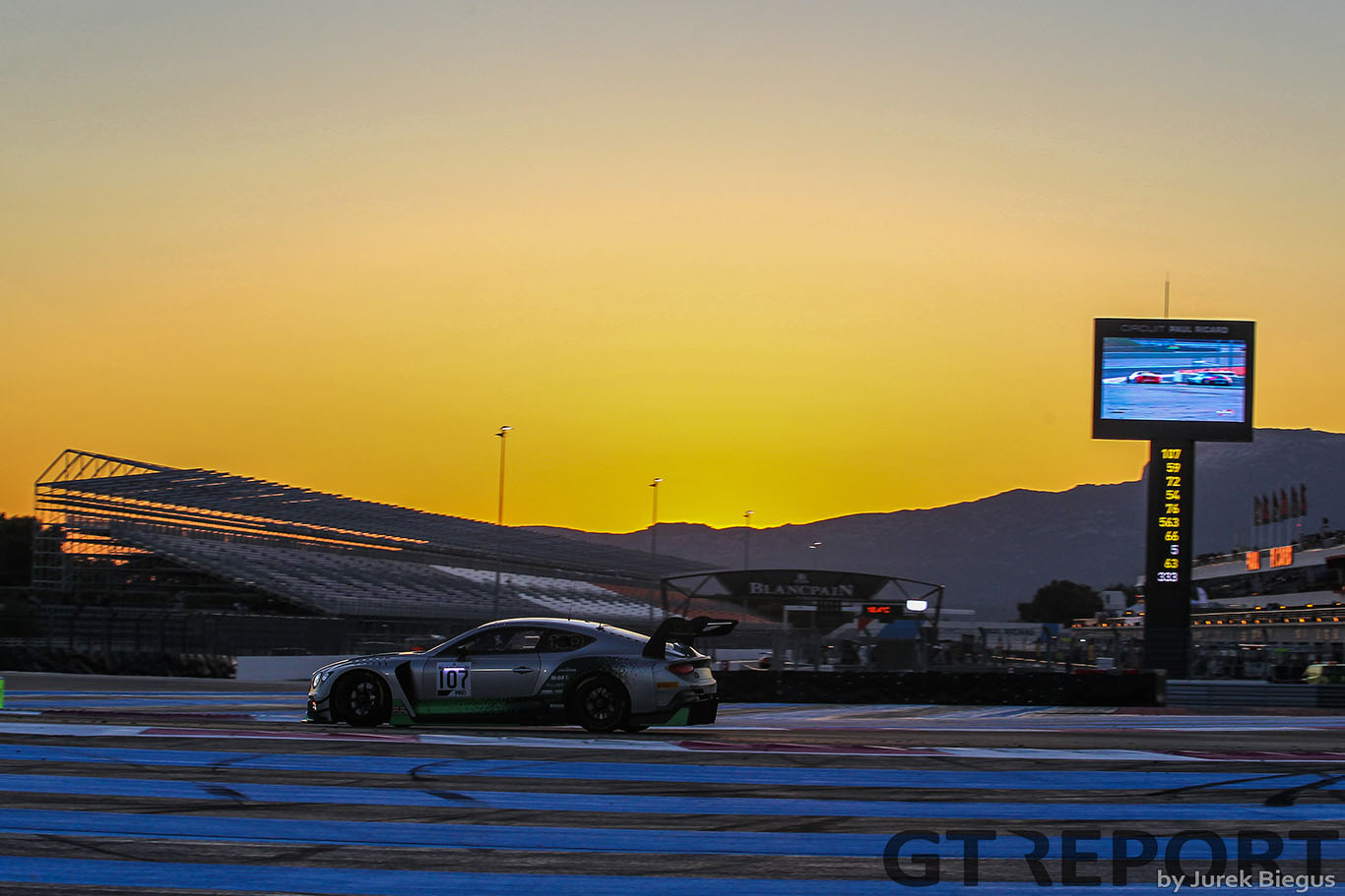 Blancpain GT Paul Ricard race report: Bentley seals spectacular victory