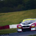 British GT Snetterton: Debutant Gamble and Thiim score poles in thrilling qualifying